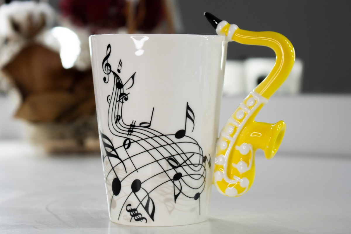 Cana saxofon